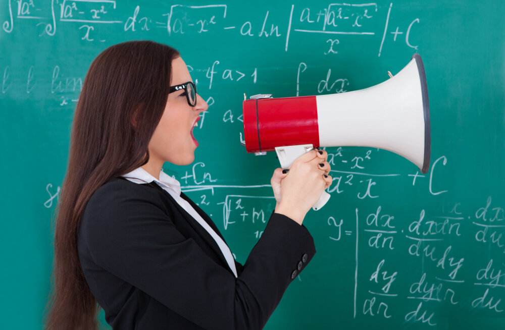 Типы учителей: от Мамочки и Чиксы до Черной Смерти