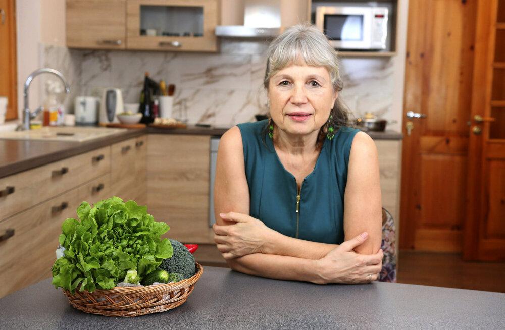 Toitumisterapeut Annely Soots usub gluteeni- ja laktoosivaba dieedi võimalustesse