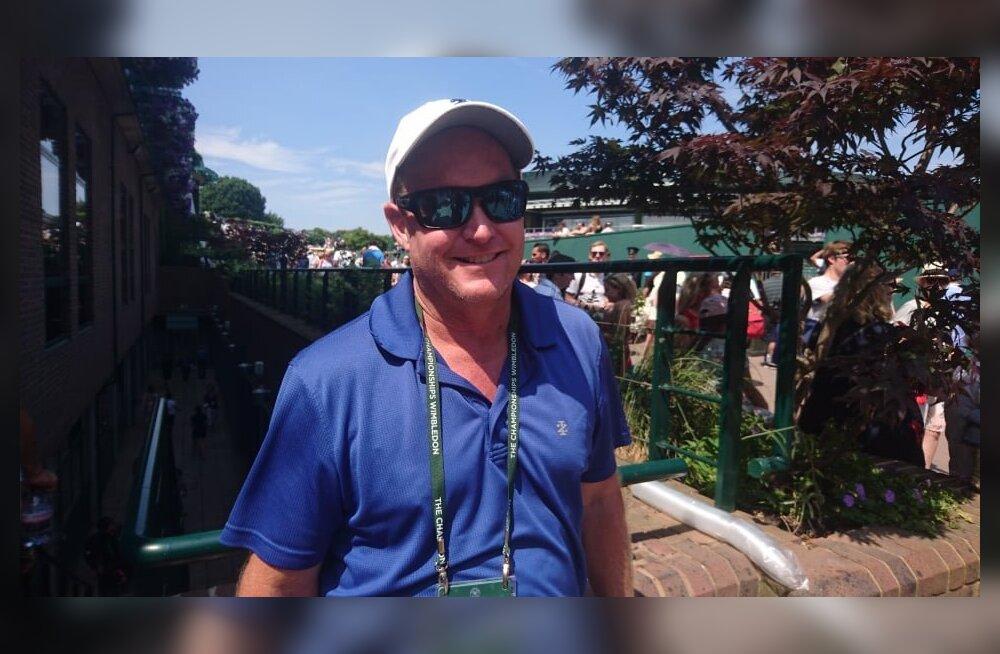 DELFI WIMBLEDONIS | Vendade Bryanite treener Dave Marshall: Kanepi on võimeline tagasi oma endisele tasemele tõusma