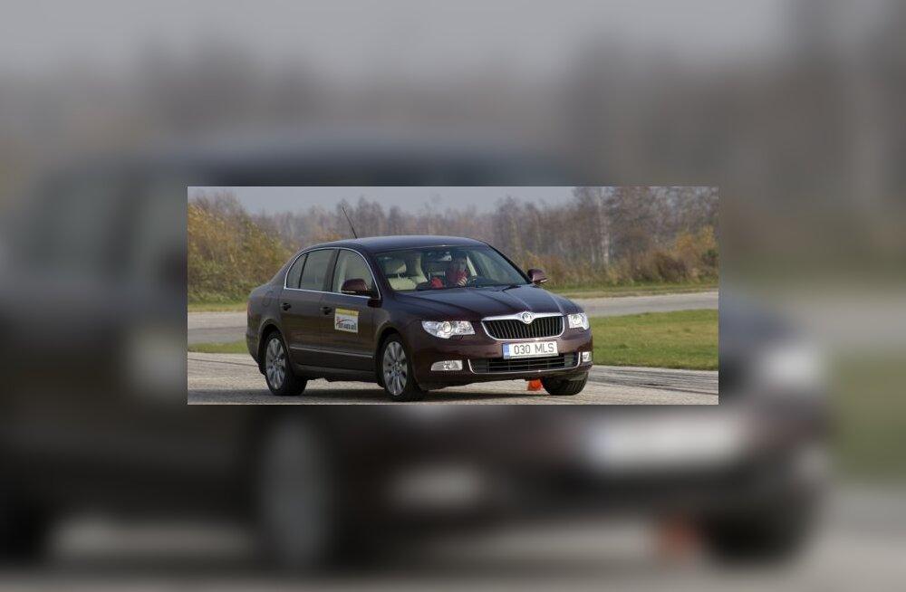 Mullu noppis tiitli Škoda Superb