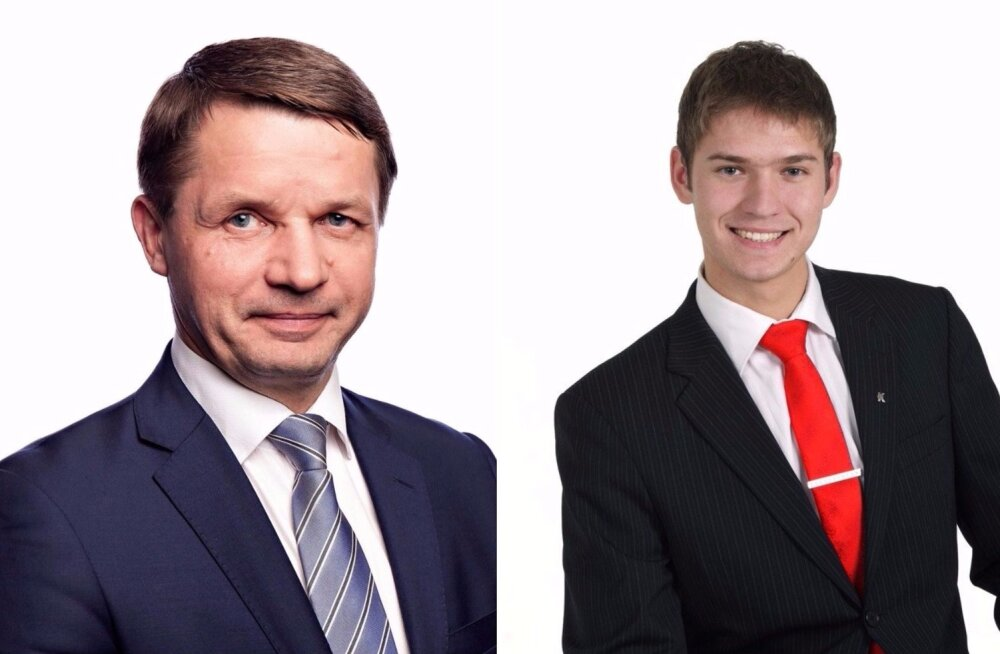 Valvo Semilarski ja Artjom Suvorov