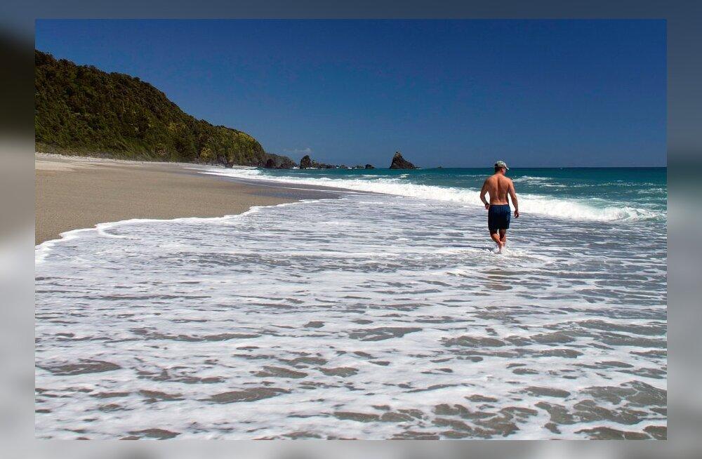Go South ehk südatalvine kalareis läbi Uus-Meremaa Lõunasaare