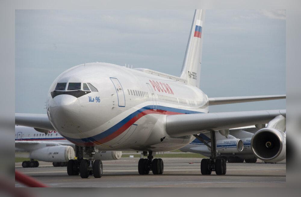 Третий случай за последнее время: сегодня российский самолет нарушил эстонское воздушное пространство