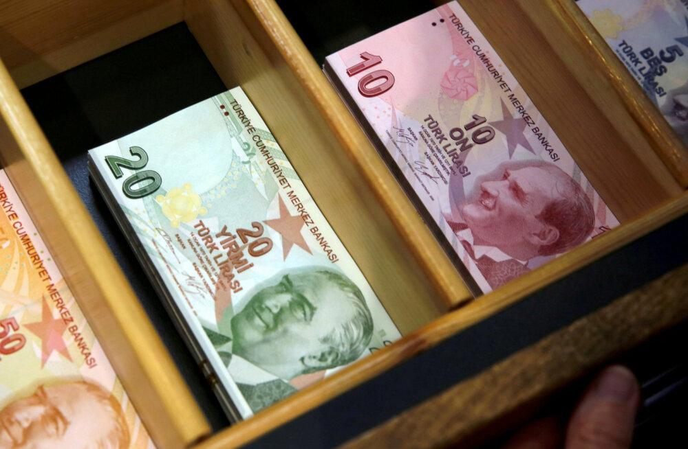Türgi keskpank lubab inflatsiooni pidurdamiseks meetmeid tarvitusele võtta