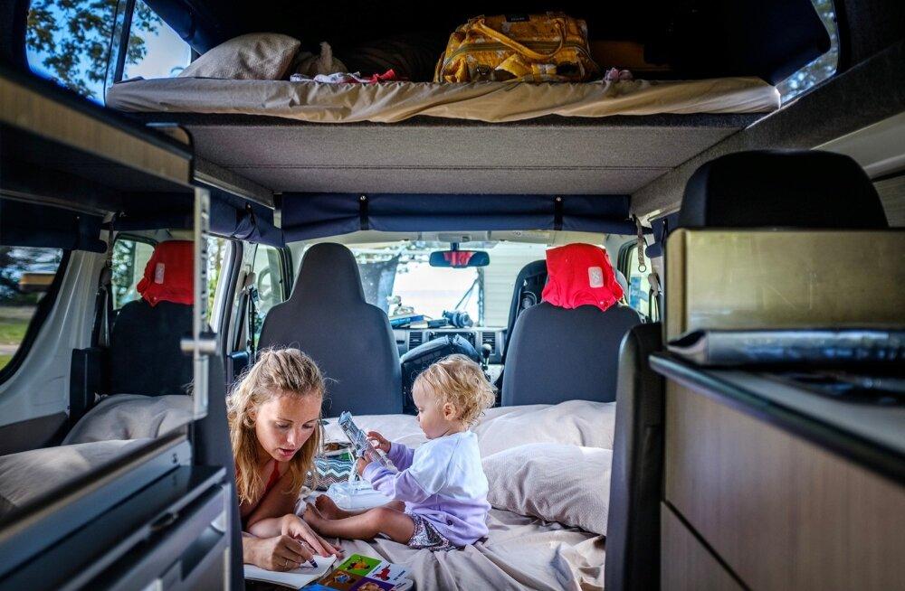 Автомобильное путешествие по Австралии с маленьким ребенком, или Как лучше узнать свою семью