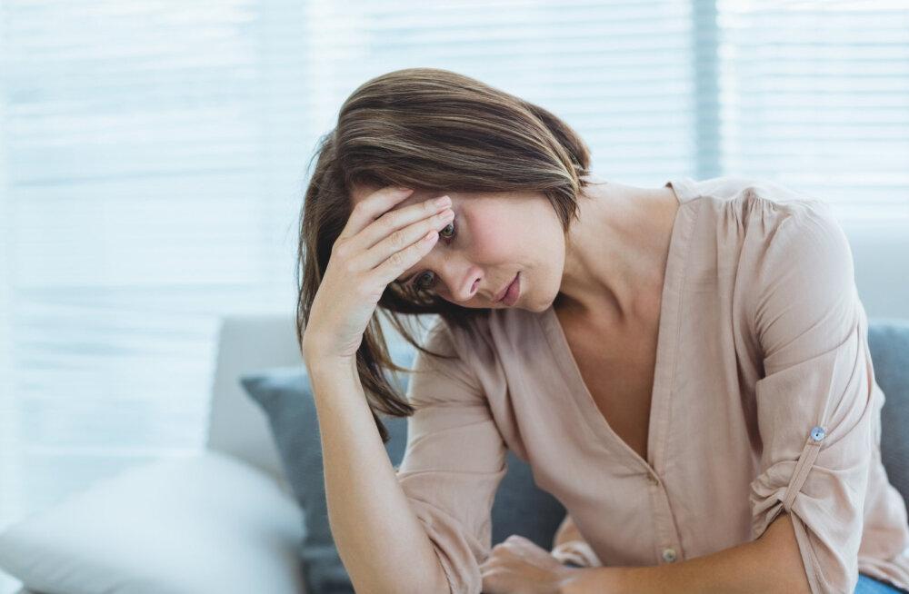 Depressioon - allergia moodsa elulaadi vastu