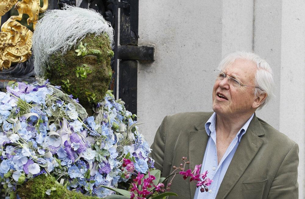 Sir David Attenborough: üle pika aja tunnen end meie planeedi tuleviku osas positiivselt