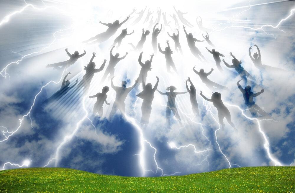 Vaimude õpetus: mis saab peale surma?