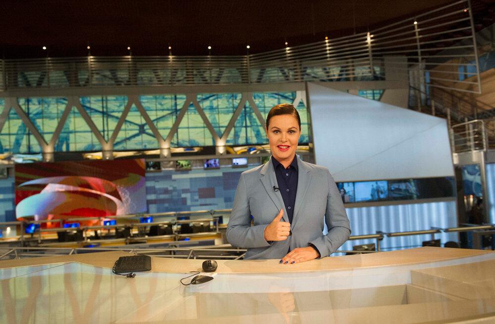 Екатерина Андреева возвращается в телефизионный эфир