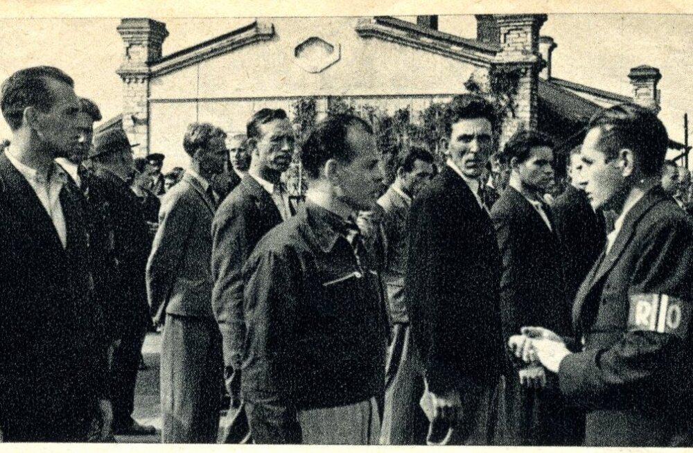 KATKEND RAAMATUST | Tallinn Teises maailmasõjas. Okupatsioonivägede saabumine juunis 1940, 3. osa