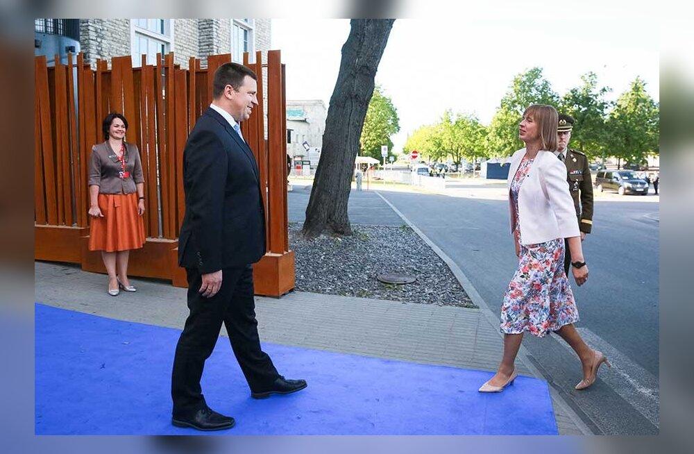 Как работает служба протокола Эстонии и почему председатель Еврокомиссии носит эстонский галстук