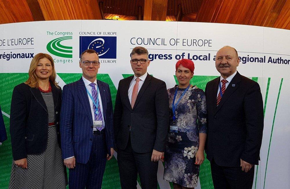Mihhail Korb annab eurokoridorides aru meie haldusreformi kohta
