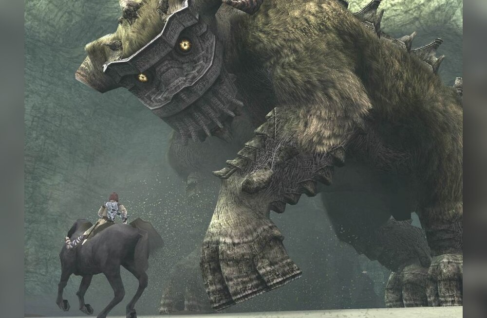 """MÄNGUARVUSTUS: """"The ICO & Shadow of the Colossus Collection"""""""