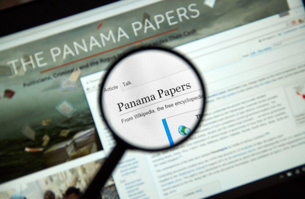 Juhtkiri: Eestist saagu aus Panama