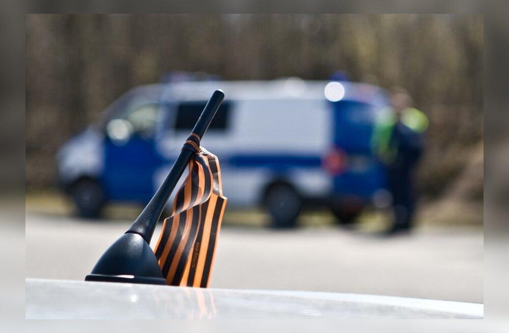 Полиция просит помощи свидетелей ДТП, которое произошло 9 мая в Таллинне