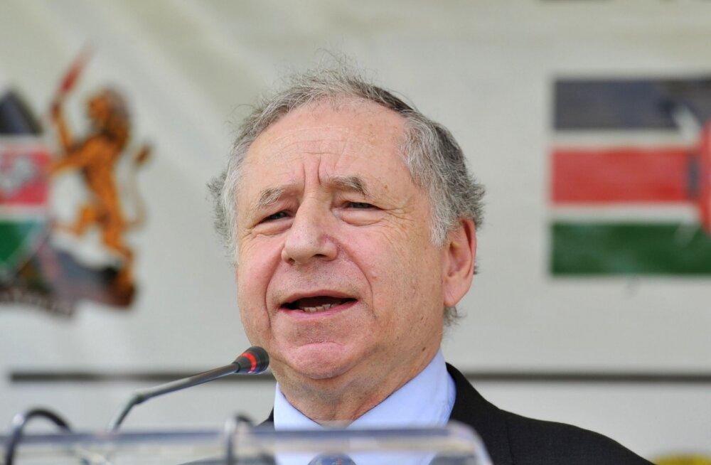 FIA president Jean Todt tuleb Eestisse muuseumi avama