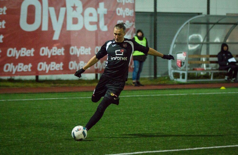 Tallinna FC Infonet vs Paide Linnameeskond