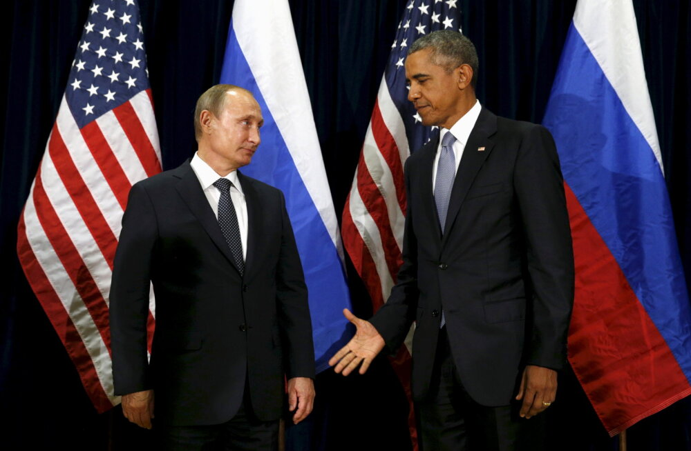 Путин обвинил США во вмешательстве в российские выборы