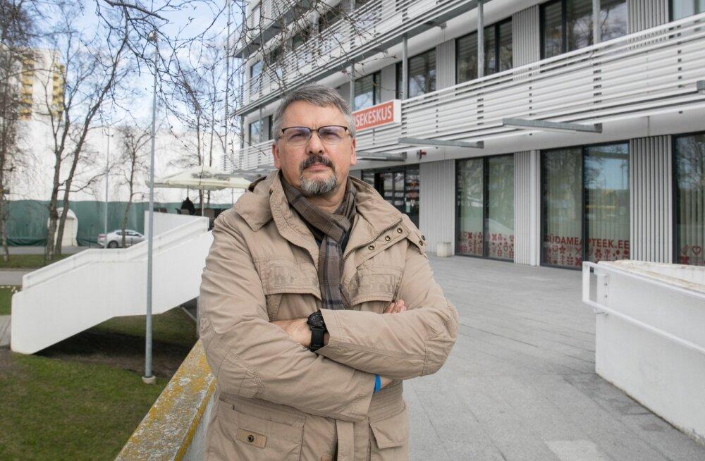 Eesti psühhiaatrite seltsi juhatuse esimees Andres Lehtmets leiab, et väike riik peab hoolitsema iga inimese eest.