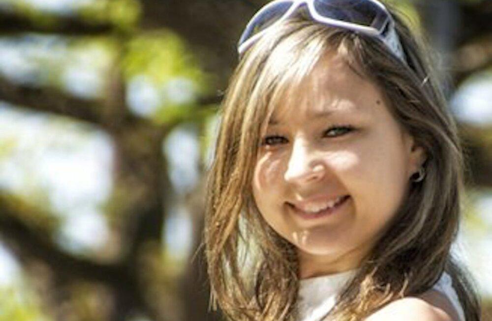 ФОТО: Полиция просит помощи в розыске пропавшей Илен