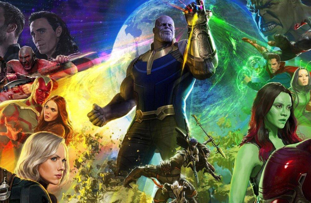 Titaanide heitlus: Disney lahkub Netflixist