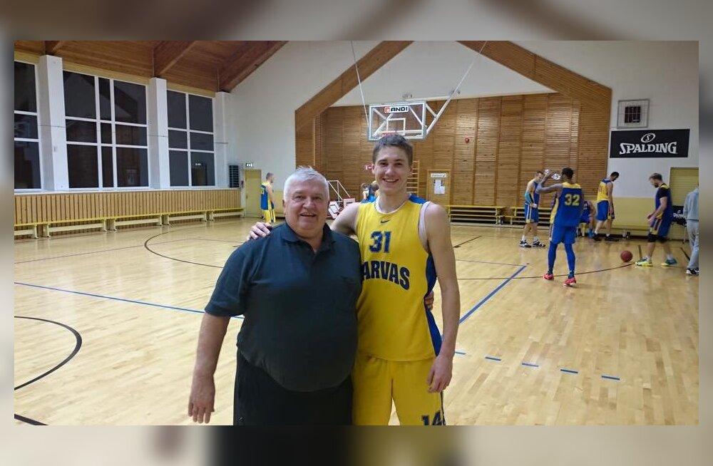 Andres Sõber ja Janari Jõesaar