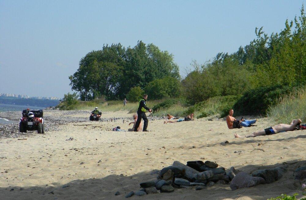 Mupo: omaalgatuslikult me Pikakari rannas nudiste kimbutamas ei käi
