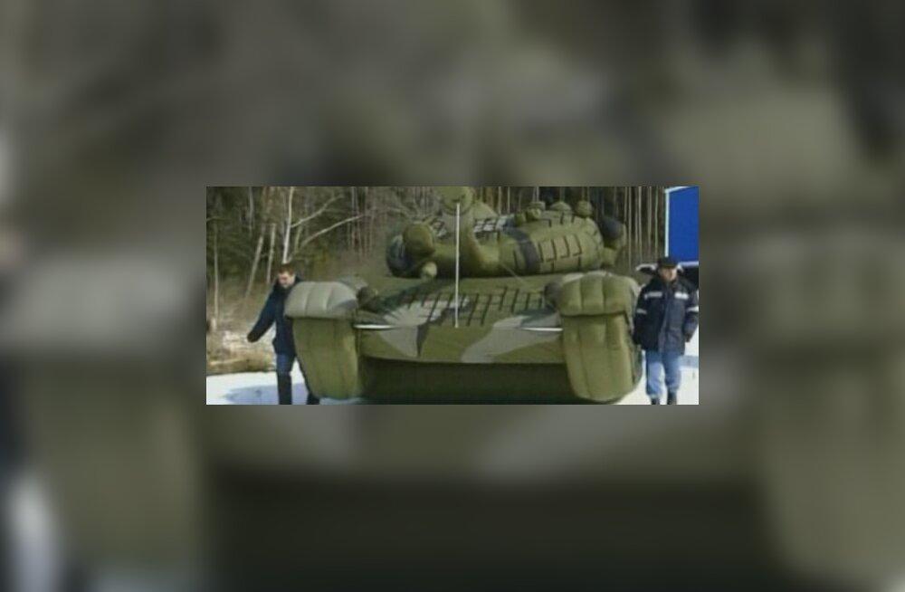 Eesti hakkab üles ehitama tankiväge