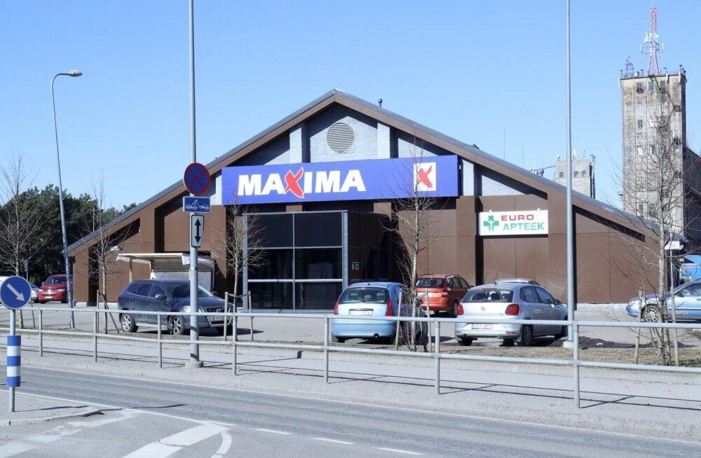 Maxima Pärnu mnt 390b