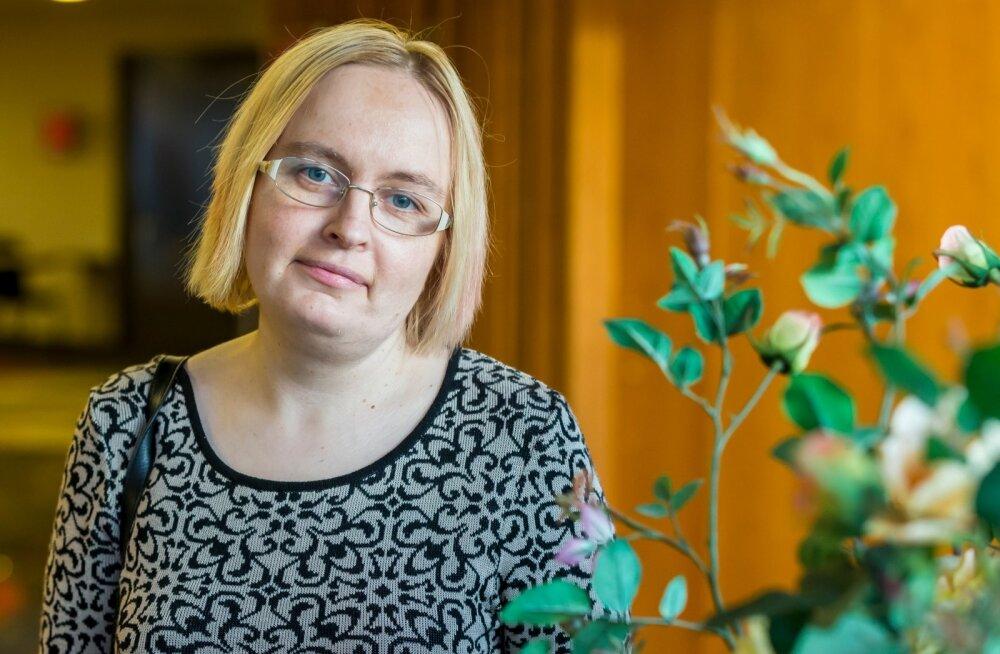 Gerli Nekrasovi sõnul vajavad raskelt haiged ja nende lähedased palju inimlikumat abi, kui praegu saavad.