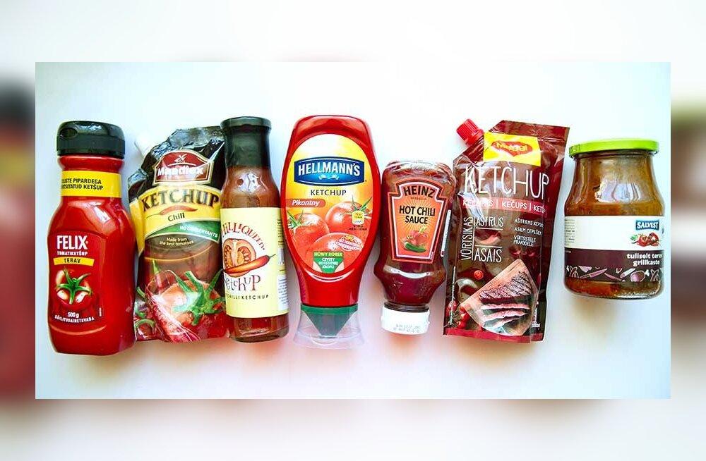 """Некоторые любят погорячее: """"борьба"""" за звание самого острого кетчупа"""