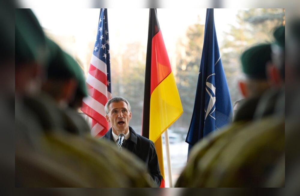 """Столтенберг попросил Россию допустить наблюдателей НАТО на учения """"Запад-2017"""""""
