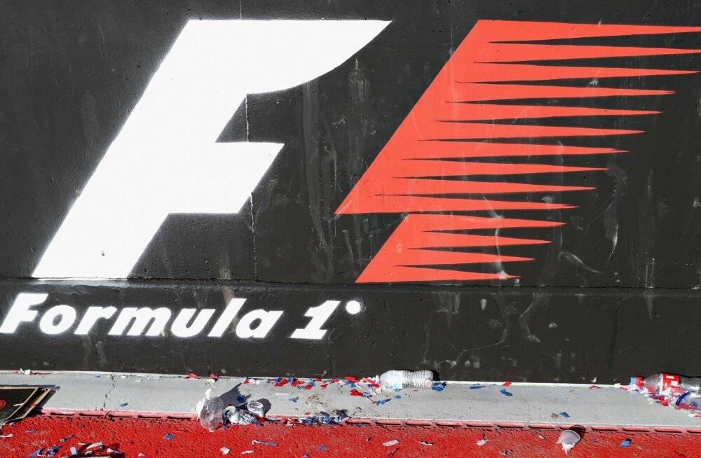 FOTO   Vormel-1 saab uue logo. Kas märkasid vana logo peal kavalat nüanssi?
