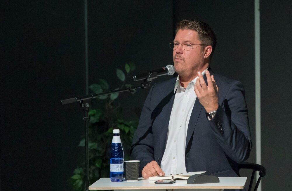 Hannes Võrno kohtus Viimsis rahvaga