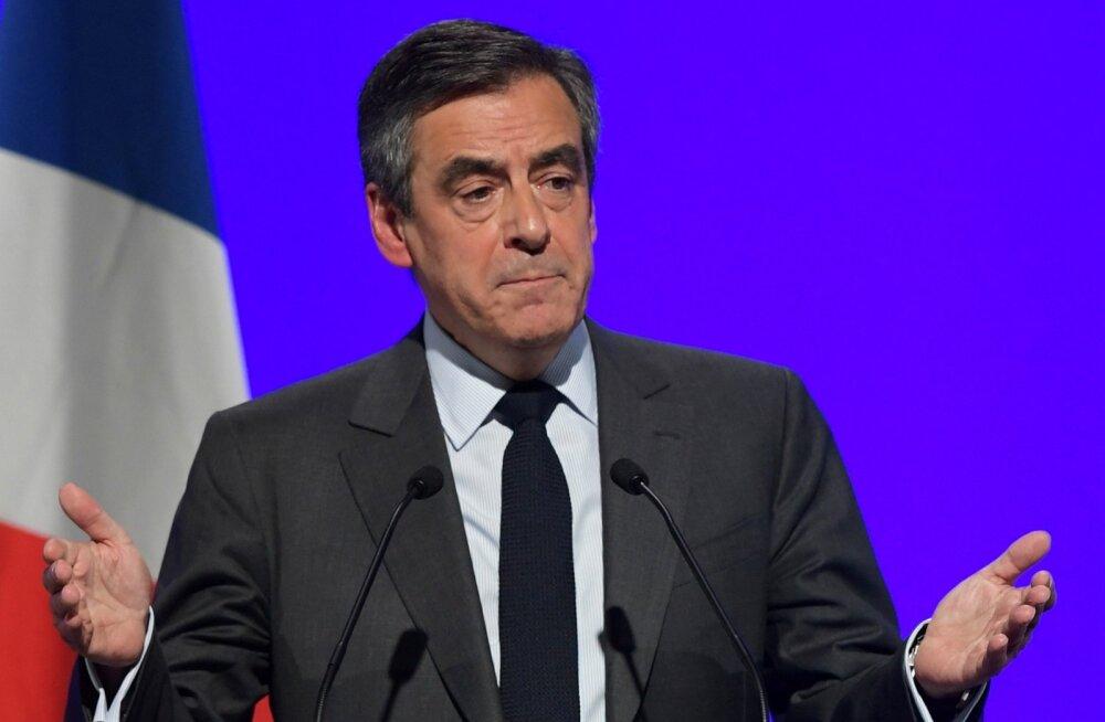 Prantsusmaa presidendikandidaat Filloni süüdistatakse ka 50 000-eurose deklareerimata laenu võtmises