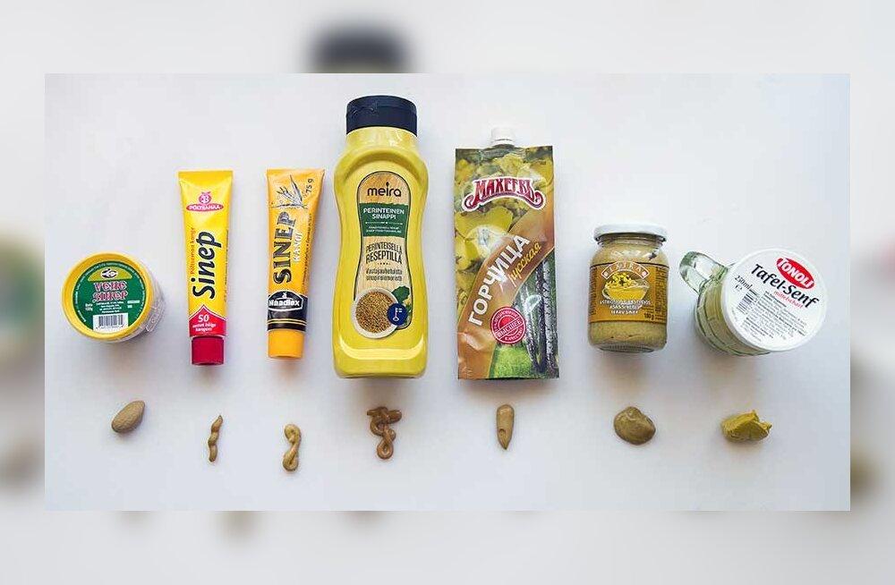 Из чего делается местная горчица, и какая самая вкусная
