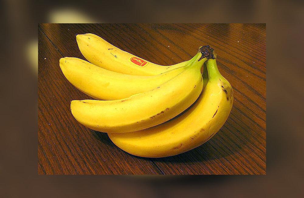 Banaan kiiritab?! Viis kõige radioaktiivsemat asja meie kodudes