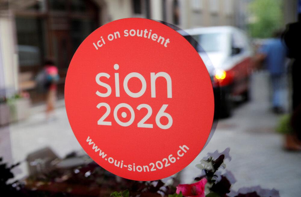 Šveitsi püüdlused korraldada 2026. aasta taliolümpiamänge on lõppenud