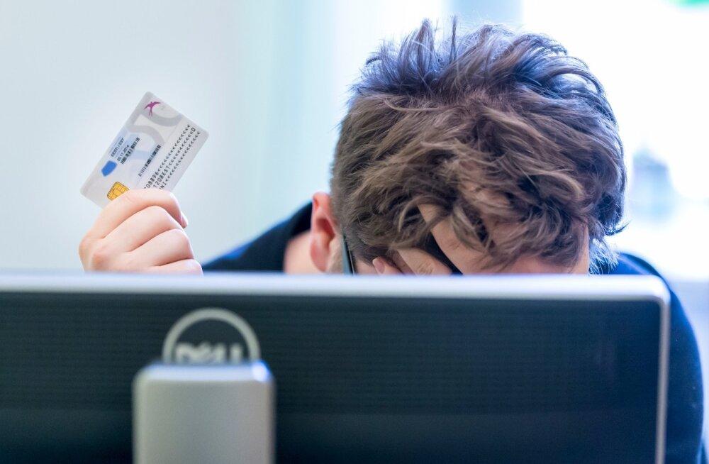 Järjekordne turvaviga! PPA paneb kinni 12 500 ID-kaarti