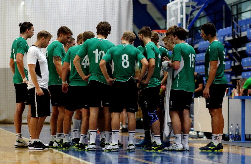 Eesti klubid Tallinna käsipalliturniiri finaali ei jõudnud