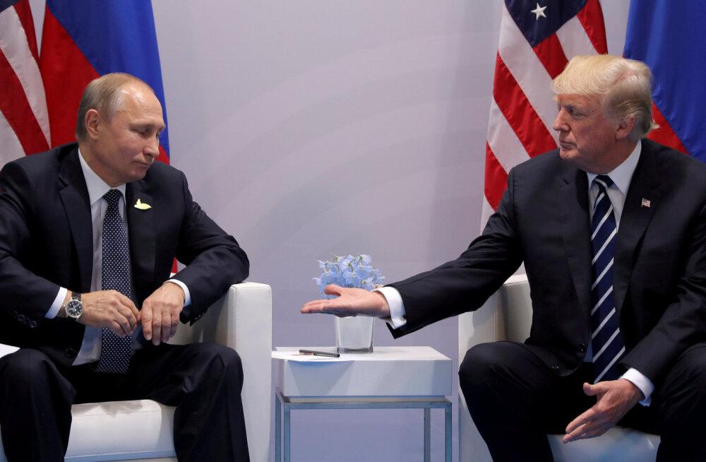 Trumpi julgeolekunõunik läheb Moskvasse, et valmistada ette tippkohtumine Putiniga