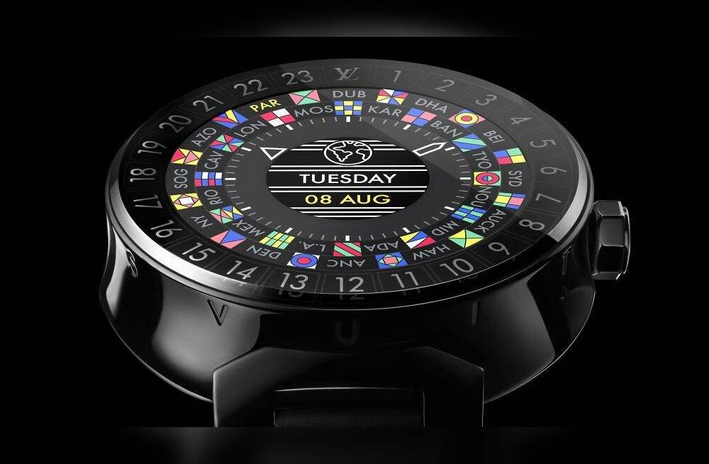 Kiiremad nutikellaprotsessorid on kohal, esimesena kasutavad neid kolme eksklusiivse firma uued kellad