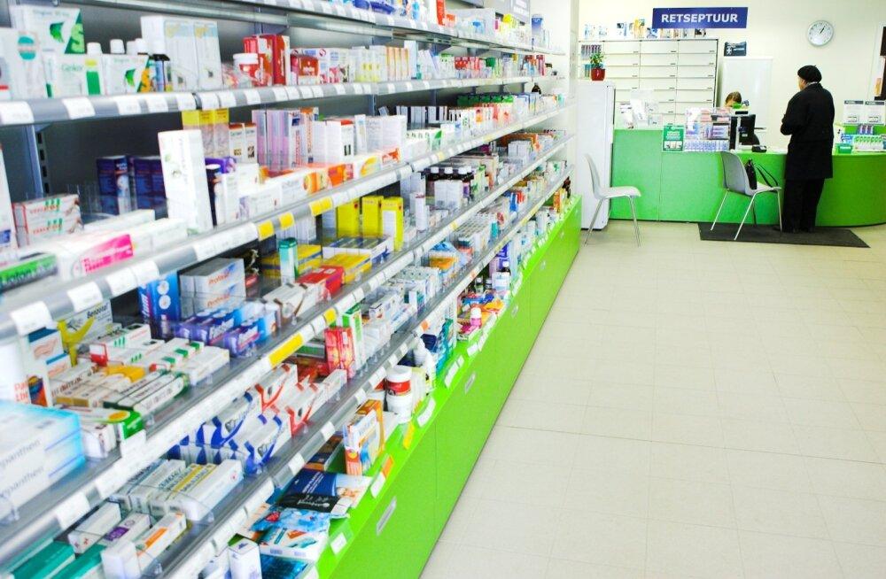 Tulenevalt valikust võib patsient ainuüksi ühe ravimi pealt säästa aastas kümneid eurosid.
