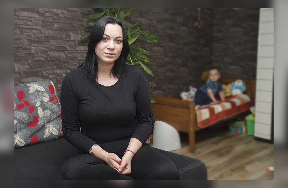 Шок: в Таллинне малыша забрали в приют прямо из детского сада