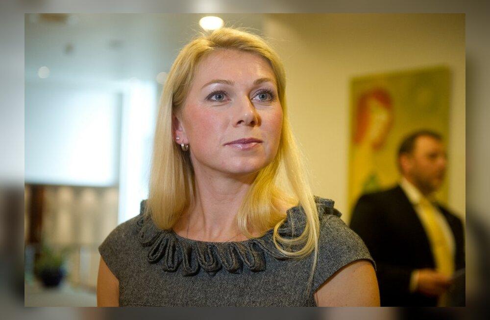 EOK värske asepresident Kristina Šmigun-Vähi: tähtis on jätta aega pere jaoks