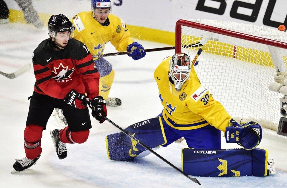 Kanada (U20) vs Rootsi (U20)