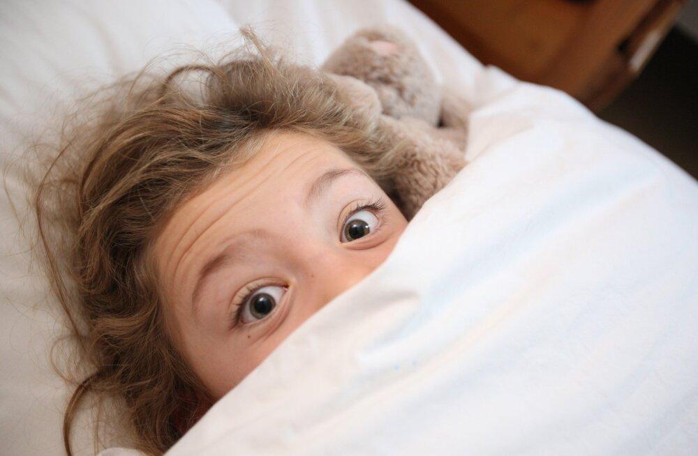 9 самых популярных детских страхов