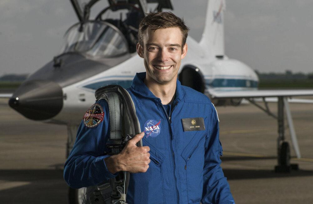 Üle 50 aasta langes astronaut NASA õppeprogrammist välja
