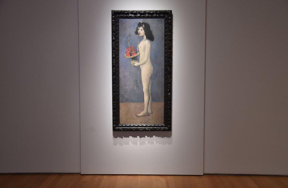 Picasso maal müüdi Christie'si oksjonil suure summa eest