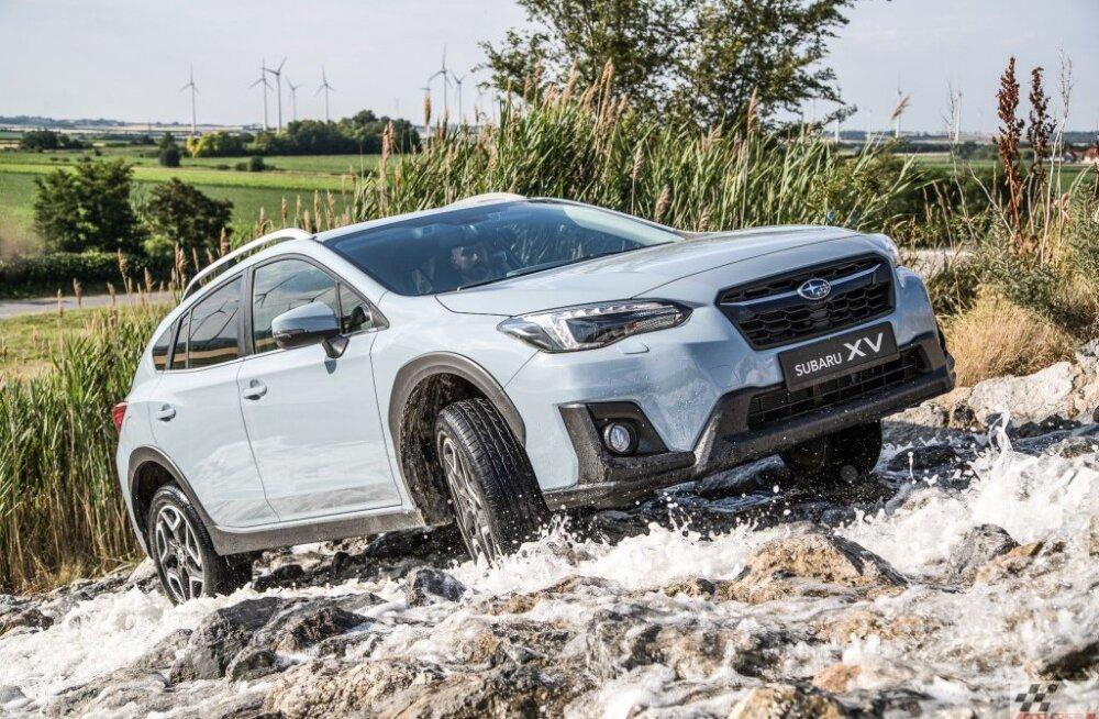 Pilk peale, käsi külge: uus Subaru XV on päriselus parem kui paberil